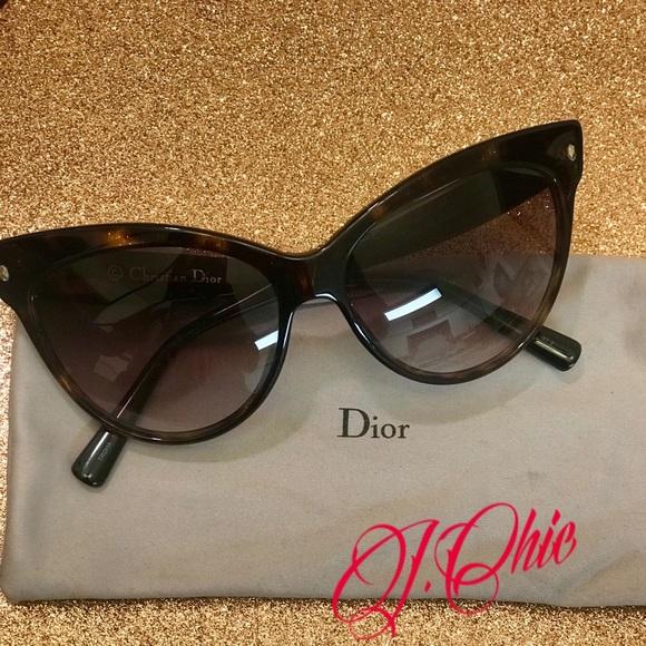 "e9aa618a917f Dior Accessories - Authentic Christian Dior ""Mohotani"" Sunglasses"